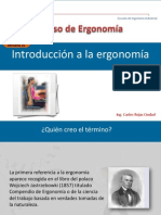 Ergonomia Clase 1