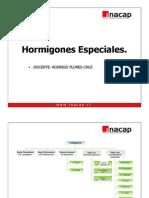 Hormigones Especiales.