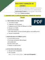 Critérios para formação de Líderes.doc