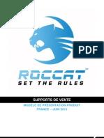 ROCCAT Supports de Vente 13 06