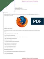 Conheca Os Atalhos Mais Ninjas Do Firefox