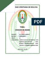 Monografia Cancer de Mama