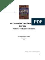 O Livro de Crescimento de Igreja - Thom Rainer