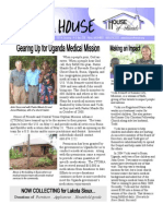 House Of Friends Newsletter January 2009]