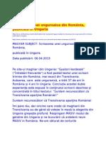 Scrisoarea unei unguroaice din Romania.doc