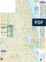 Chicago Bike Map 2013