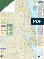 Chicago Bike Map 2013