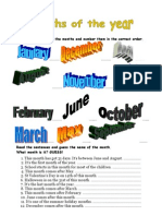 Vocabulary-months III2 (16.10.)