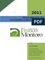 ATIVIDADES COMPLEMENTARES FMPFM
