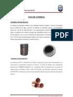 Usos de Tuberia1