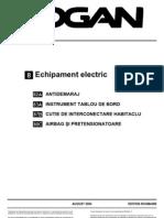 mr 390 logan - 8 diagnostic