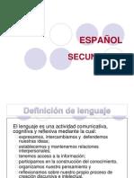 enfoque español II
