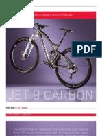 Niner JET9 Carbon