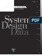 Systems Design Data