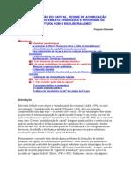 CHESNAIS, François. Mundialização do capital, regime de acumulação