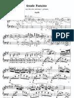 Chopin Klavierwerke Band 3 Peters 6211 Op 13 Filter