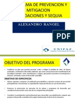 Diapositivas de Cuenca Inundaciones
