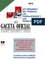 Alba Carosio.conversatorio LOTTT. Cem 11 Mayo 2012