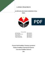 Laporan Praktikum Kelompok (Pikel)