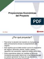 Proyecciones Eco Fin