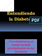 Diabetes - Lic. Jilma Eysseric