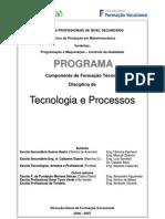 Tecnologias e Processos