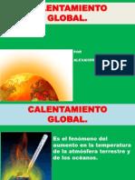 Exp Calentamiento Global