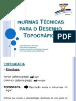 Normas Técnicas para o Desenho Topográfico