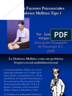 Factores Psicosociales Diabetes Mellitus