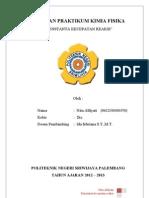 KF2-3konstanta Laporan Praktikum