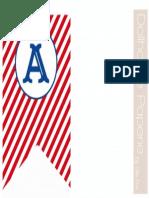 USA Banner - A