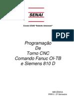 Apostila Fanuc-Siemens Completa