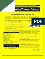 Caren's Home News - July 2013 Newsletter