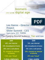 Babyboomers In The Digital Age