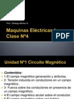 Maquinas Eléctricas I Clase 4