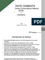 Composite Cement Material