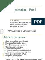 Code Gen Part 3