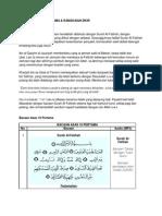 Bacaan Asas 10 Pertama-darussyifa