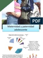 Maternidad y Paternidad Adolescente
