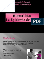 Homo Fobia