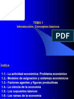 Introduccion Economia
