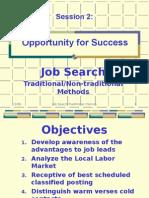 Session 2 Job Search