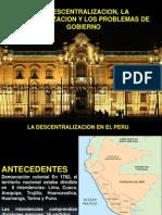 Presentacion de Regionalizacion