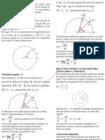 Movimiento en Un Plano y en El Espacio Problemas Resueltos PDF