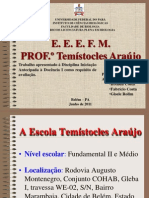 E. Temistocles - Docência