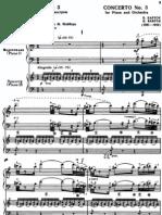 Bartók, Béla - Piano Concerto No.3 (2pf)
