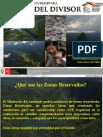Zona Reservada Sierra Del Divisor