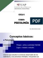 Facultad de Derecho y Ciencias Políticas - Psicologia I.ppt