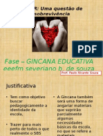 Fase – GINCANA EDUCATIVA