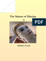 Bhikkhu Pesala - The Nature of Illusion